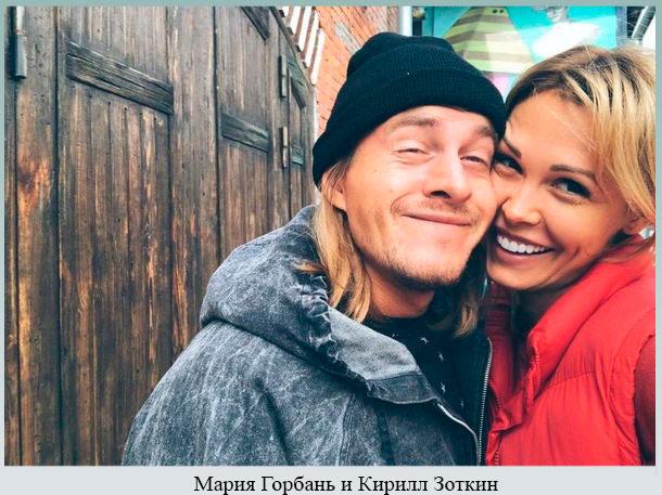 Мария Горбань и Кирилл Зоткин
