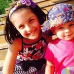 Дочери Светланы Антоновой Мария и Таисия