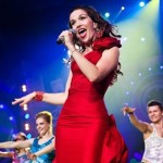 Наталья на сцене