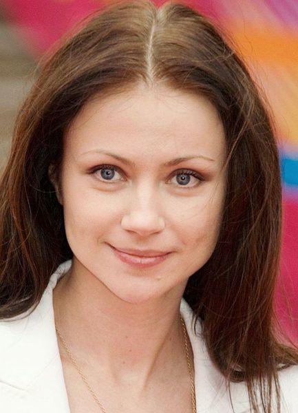 Актриса Мария Миронова