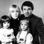 Семья Родиона Нахапетова