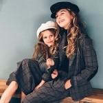 Сестрички Алина и Моника