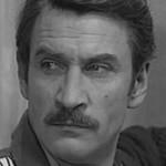 Советский актер Юрий Гребенщиков