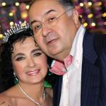 Ирина Александровна с мужем