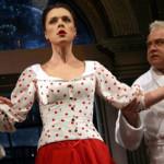 Светлана Антонова в театре