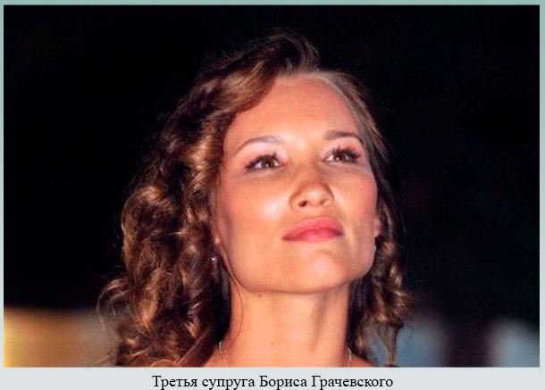 Третья супруга Грачевского