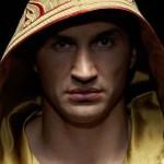 Украинский боксер Кличко
