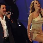 Валерий и Альбина спели дуэтом