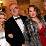 Валерий и Константин Меладзе с женами