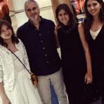 Валерий с дочками