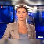 Ведущая передачи Новости