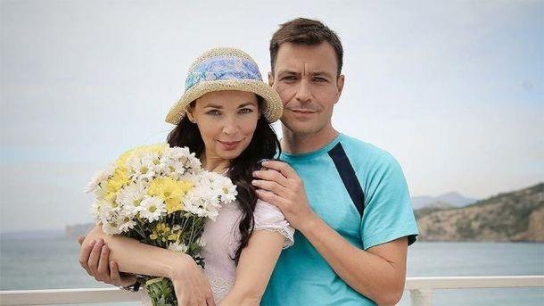 Вместе с актрисой Натальей Антоновой