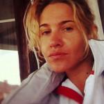 Юлия без макияжа