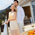 На отдыхе с мужем в Испании
