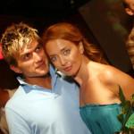 Жанна с Владом Топаловым