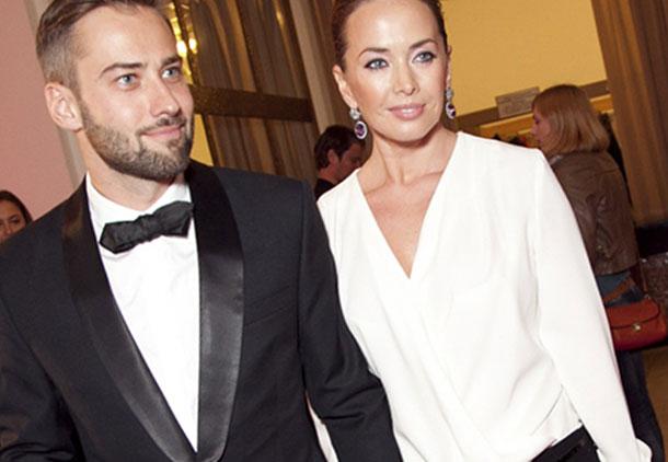Жанна с мужем Дмитрием Шепелевым