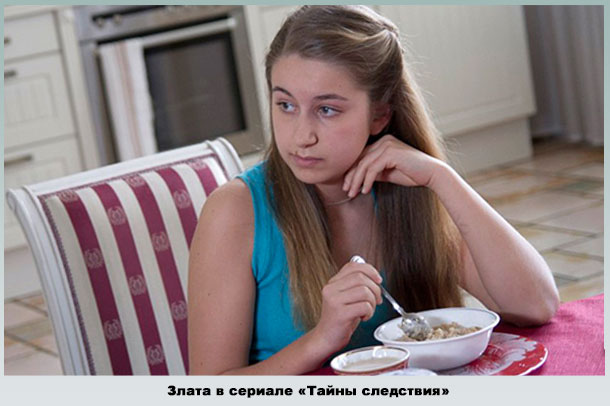 Дочь Анны Ковальчук