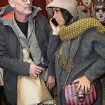 """Гордон с беременной женой на премьере фильма """"Ледокол"""""""