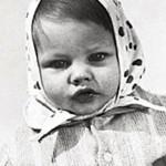 Алена в детстве