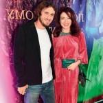 Алена Хмельницкая с гражданским мужем