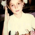 Детское фото Насти