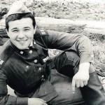 Андрей Воробьев в молодости