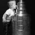 Будущий хоккеист