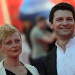 Даниил и Мария на Московском кинофестивале в 2016 году
