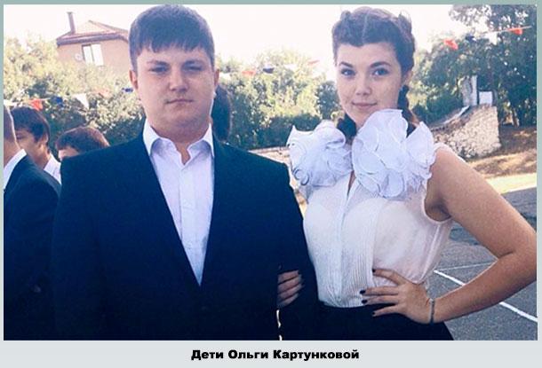 Александр и Виктория Картунковы