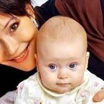 Дочь и внучка актрисы