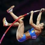 Чемпионский прыжок Елены