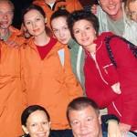 "В телешоу ""Форт Боярд"" (2005 год)"