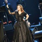 На концерте в Кремлевском дворце