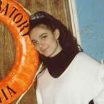 Елена в юности