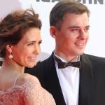 Игорь Петренко вместе с Екатериной Климовой