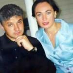 С Игорем Бухаровым в молодости