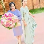Фото с невесткой