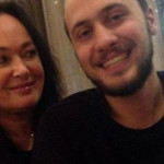 Лариса и ее сын Георгий