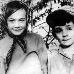 Детское фото Ларисы Гузеевой