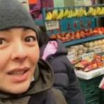 Марина Кравец без макияжа