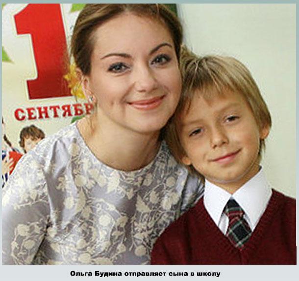 С сыном на 1 сентября