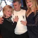 Елена с родителями