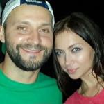 С Анастасией Сумбурской