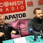 """Руслан в студии """"Сamedу-radio"""""""