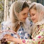 С дочкой Невой