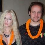 С мужем Дмитрием Шкрабовым