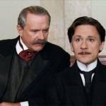 С Никитой Михалковым в фильме Статский советник