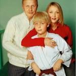 Семья Елены Яковлевой