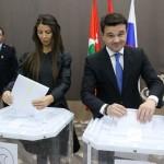 Супруги на выборах