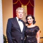 Супруги Стриженовы в театре